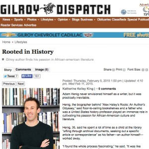 Gilroy Dispatch Image