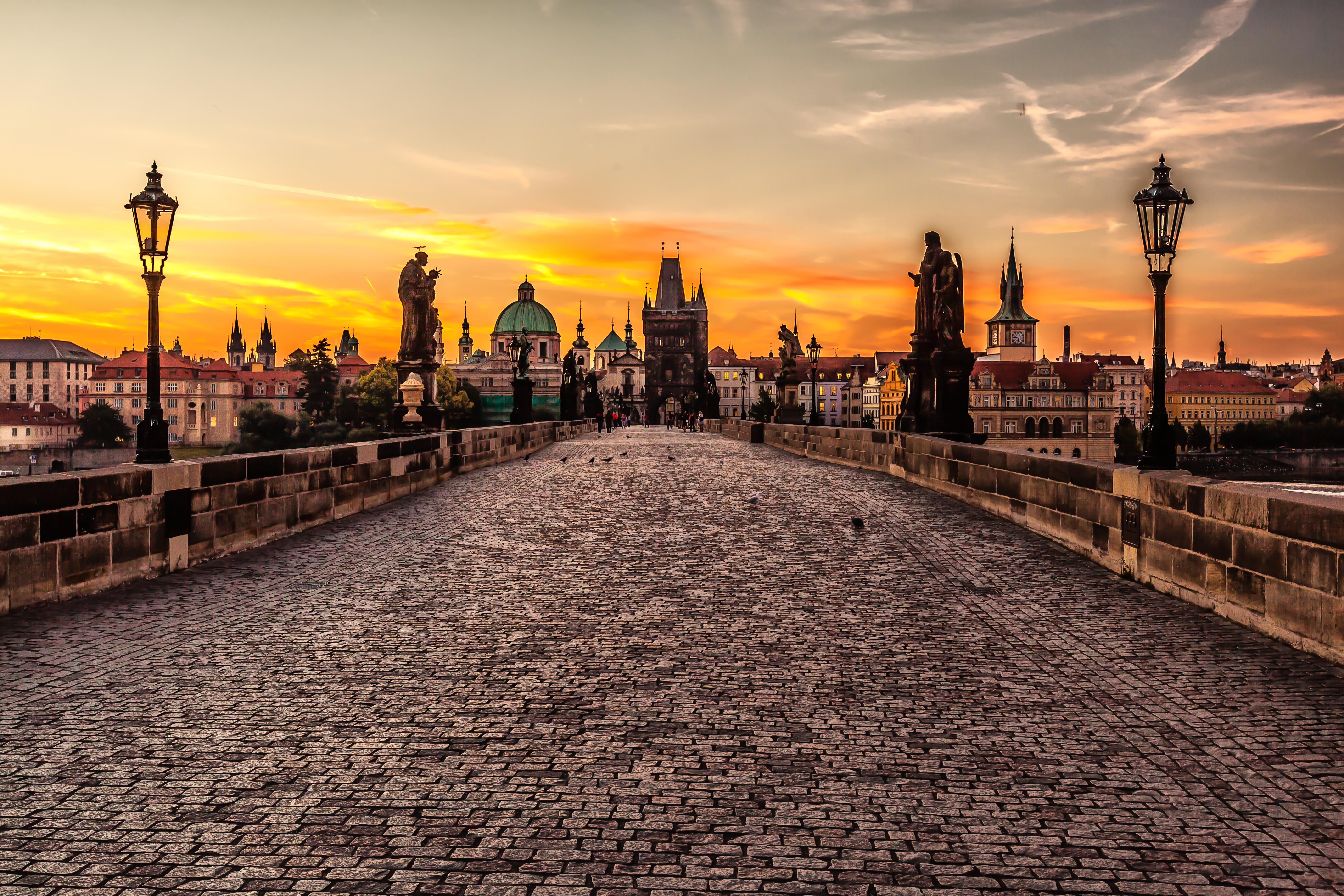 Why Prague?