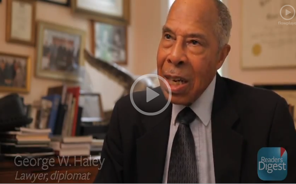 A Sad Day for the Alex Haley Family